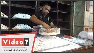 """بائع فى مخبز: """"أسعار كعك العيد زى السنة إللى فاتت"""""""