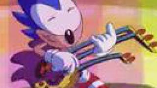 Repeat youtube video Sonic Underground Music Video: Theme Song