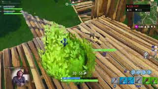 FORTNITE as a duo, we resist the unlimited rocket launcher, is this a bug?