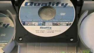 Printing CD/DVD Media - Explained by www.cdrom2go.com