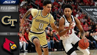 The louisville cardinals defeated georgia tech yellow jackets 68-64 in on january 22, 2020.subscribe: http://bit.ly/oqg3iethe acc digital netw...