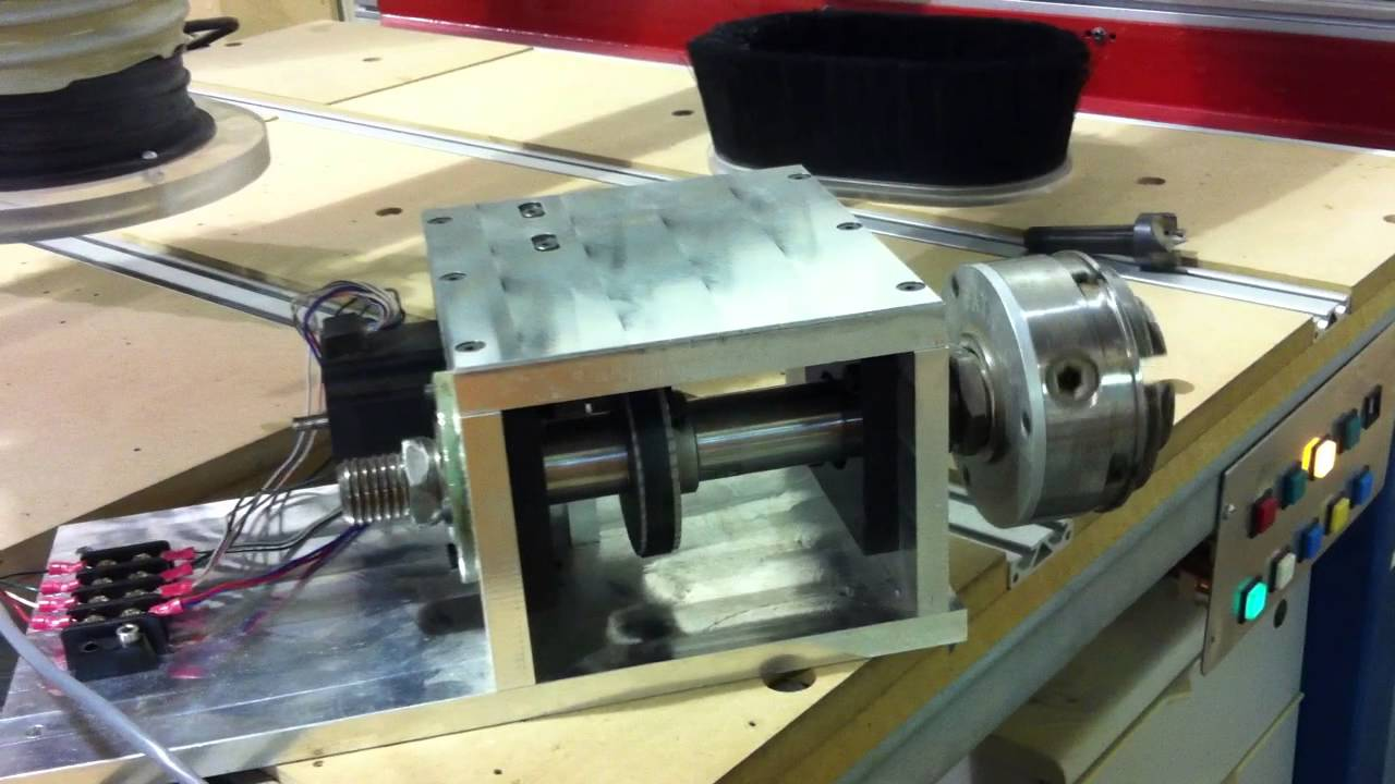 how to make a cnc 4th axis
