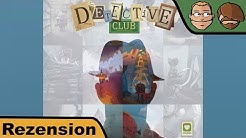Detective Club - Brettspiel - Review