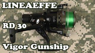Розпакування Lineaeffe Vigor Gunship RD 30