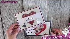 Grusskarten zum Polterabend und zur Hochzeit