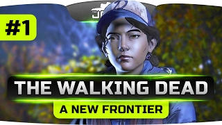 Клементина повзрослела ● The Walking Dead: A New Frontier #1.