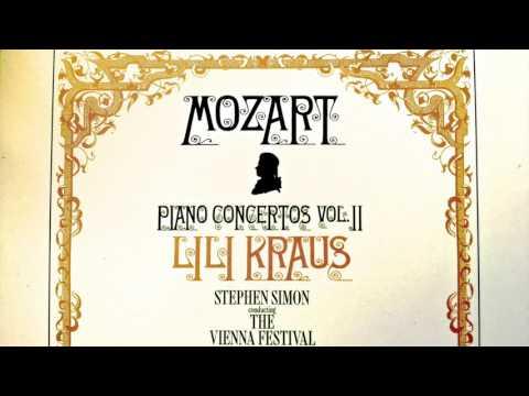 Mozart - Piano Concertos No.11,12,13,14,17,18,19 (recording Of The Century : Lili Kraus/Simon)