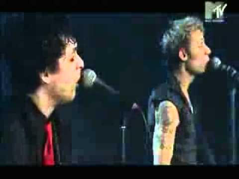 Green Day - I fought the law (The Clash tribute)