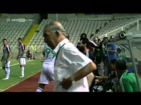 [UEFA EL-Qualifikation] Omonia Nikosia - Red Bull Salzburg 2:1 || ORF HD