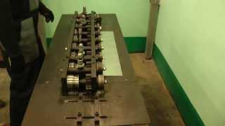 фальцепрокатный станок Snap lock 2(, 2014-02-13T16:11:31.000Z)