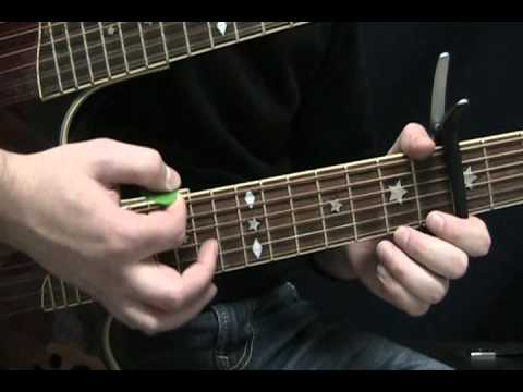 Guitar Lesson - Somewhere Over The Rainbow / What A Wonderful World ...
