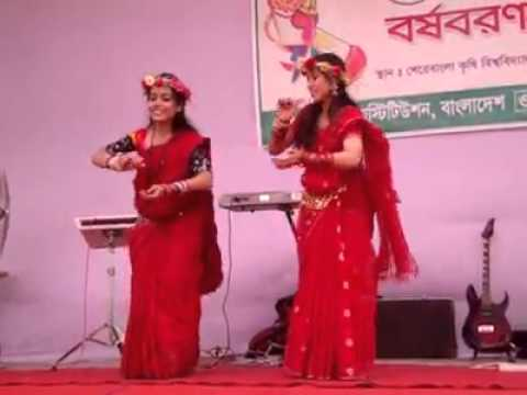 baje re baje dhol ar dhak bengali song by sonya