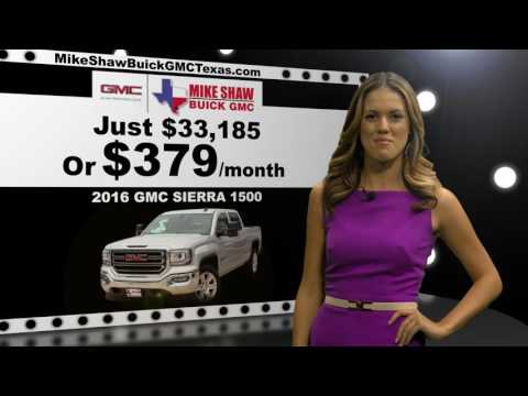 Mike Shaw Buick Gmc >> Mike Shaw Buick Gmc