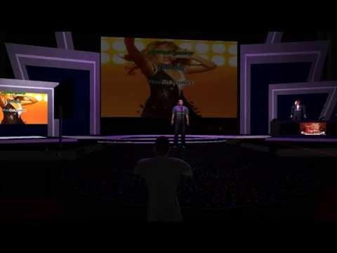 Ep #6 (Highlights) Riftmax Karaoke Night: Multiplayer VR Cinema for Oculus Rift & Razer Hydra