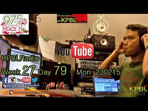 KPBL Radio Week 27 Day 79 - Mon230215