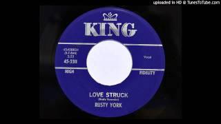 Rusty York - Love Struck (King 5511)