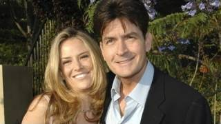Charlie Sheen's Wife Brooke Mueller Takes Kids (03.03.11)
