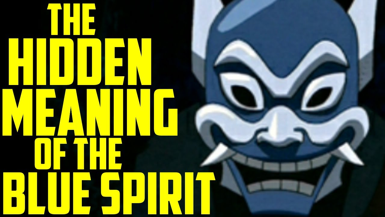 Download The Blue Spirit's Deeper Meaning ft. @Dante Basco | Avatar: The Last Airbender