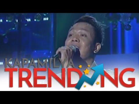 Joselito Gamul sings Kahit Kaibigan Lang