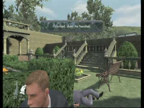 Quantum Of Solace Review Wii Youtube