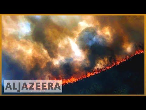 Alaska record-breaking heatwave exacerbating wildfires