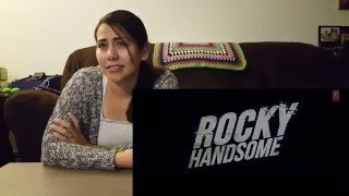 ROCKY HANDSOME Theatrical Trailer Cynthia's Reaction English Subtitles John Abraham, Shruti Haasan