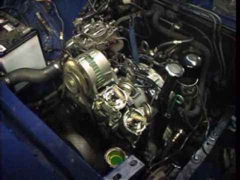 1970 Mazda R100 10a Idle | FunnyDog.TV