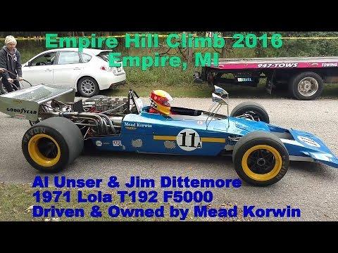 1971 Lola T192 Empire Hill Climb