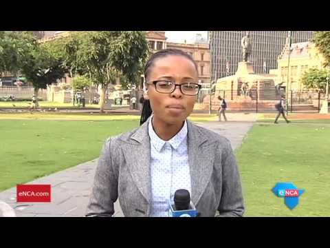 Students to march on Union Buildings