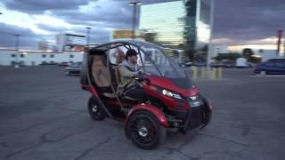 First Drive - all-electric Arcimoto SRK - Electrek