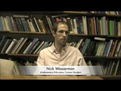 Nick Wasserman Interview - 1