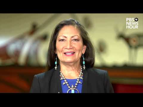 WATCH: Deb Haaland's full speech at the 2020 Democratic National Convention