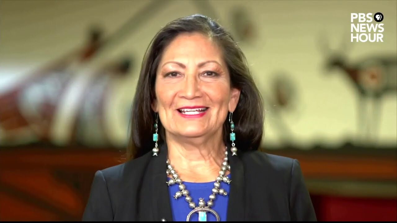 Passing the Mic: Deb Haaland