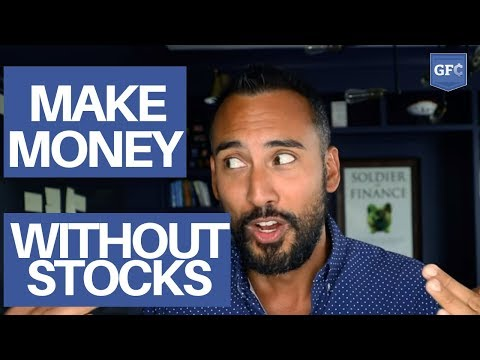 6 PROVEN Ways to Build Wealth Outside Stock Market (make money no stocks)