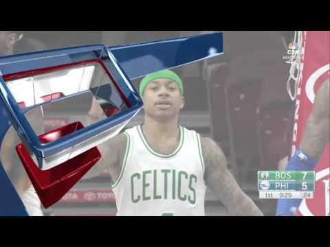Top 5 NBA Plays: January 24th