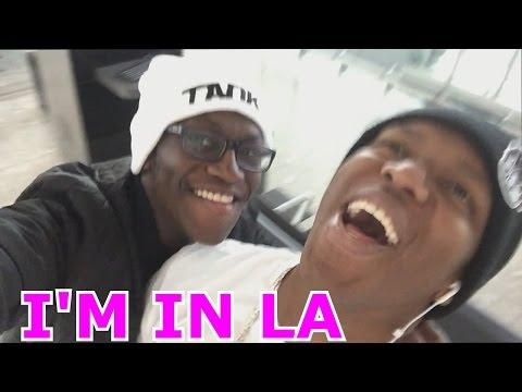 I'M IN LA!