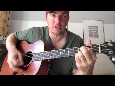 Where the Green Grass Grows - Tim McGraw (instructional / chords)