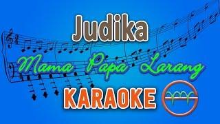 Judika - Mama Papa Larang (Karaoke) | GMusic