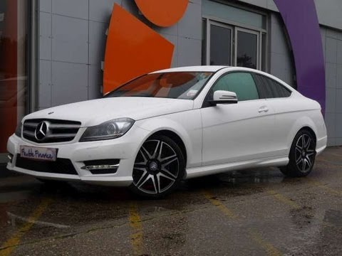 2012 mercedes benz c250 cdi amg sport blueefficiency for 2012 mercedes benz c250 coupe