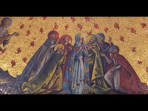 The Sunday Mass - Pentecost - May 20, 2018