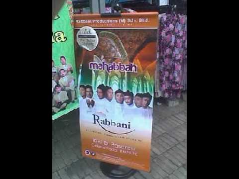 Rabbani - Bicara Hijrah ( Album Mahabbah )