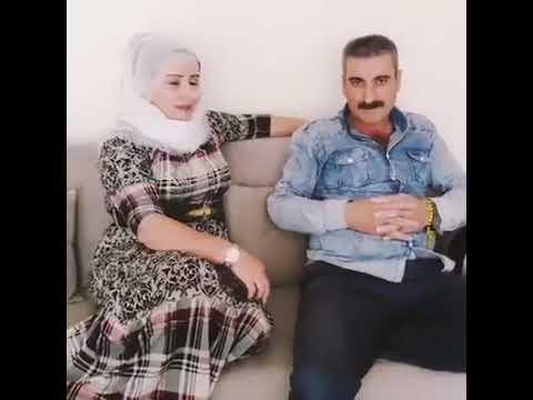 Dengbej kadın adam atışması kürtçe