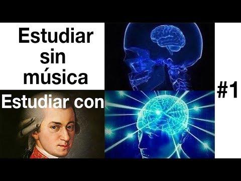Efecto Mozart para Estimular el Cerebro, Estudiar y Concentrarse   Música Clásica Relajante de Piano