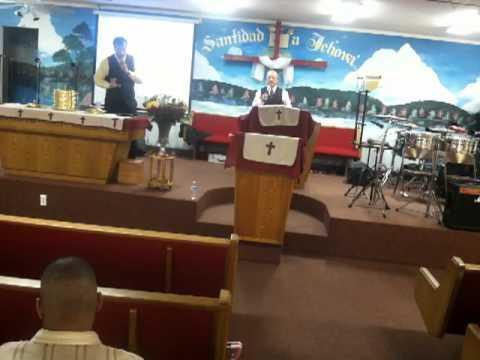 Iglesia Pentecostal Jerusalem II / J2 Pentecostal  recorded