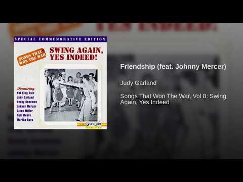 Friendship (feat. Johnny Mercer)