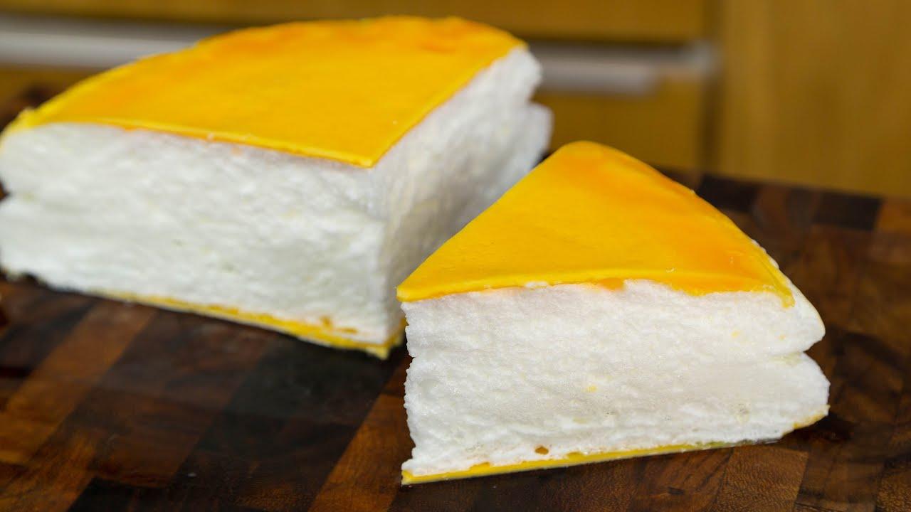 One Ingredient!! Japanese Ultra Fluffy Omelette - Egg Recipe 🍳🥚