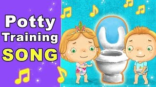 Potty Training Video For Toddlers To Watch Potty Training Song