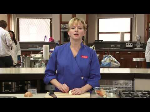 Learn to Cook: Bridget Lancaster Explains How to Chop an Onion
