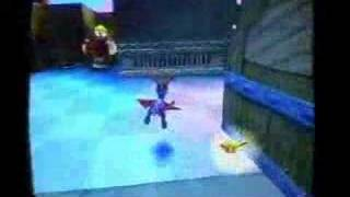 This is another classic Spyro video made by me, using my video came...