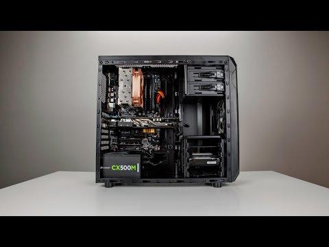 ASSEMBLAGGIO COMPUTER DA GAMING/EDITING 2015 - YOUTUBER PC (ITA)